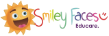 Smiley Faces Educare Logo